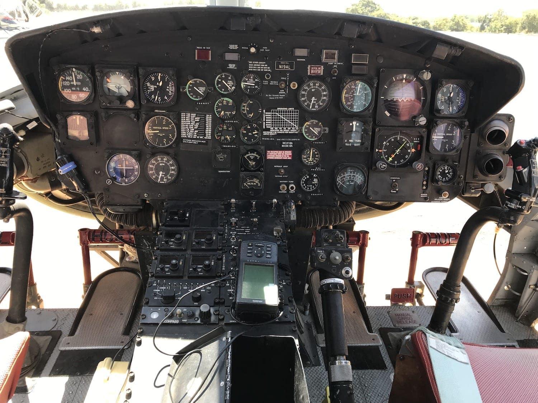 Panel de instrumentos 205B sn 30166