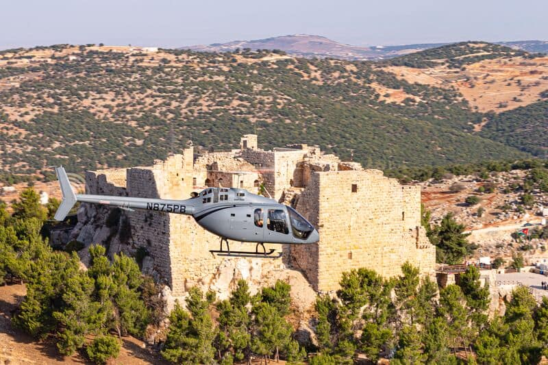 Web_Bell 505 estándar en Jordania
