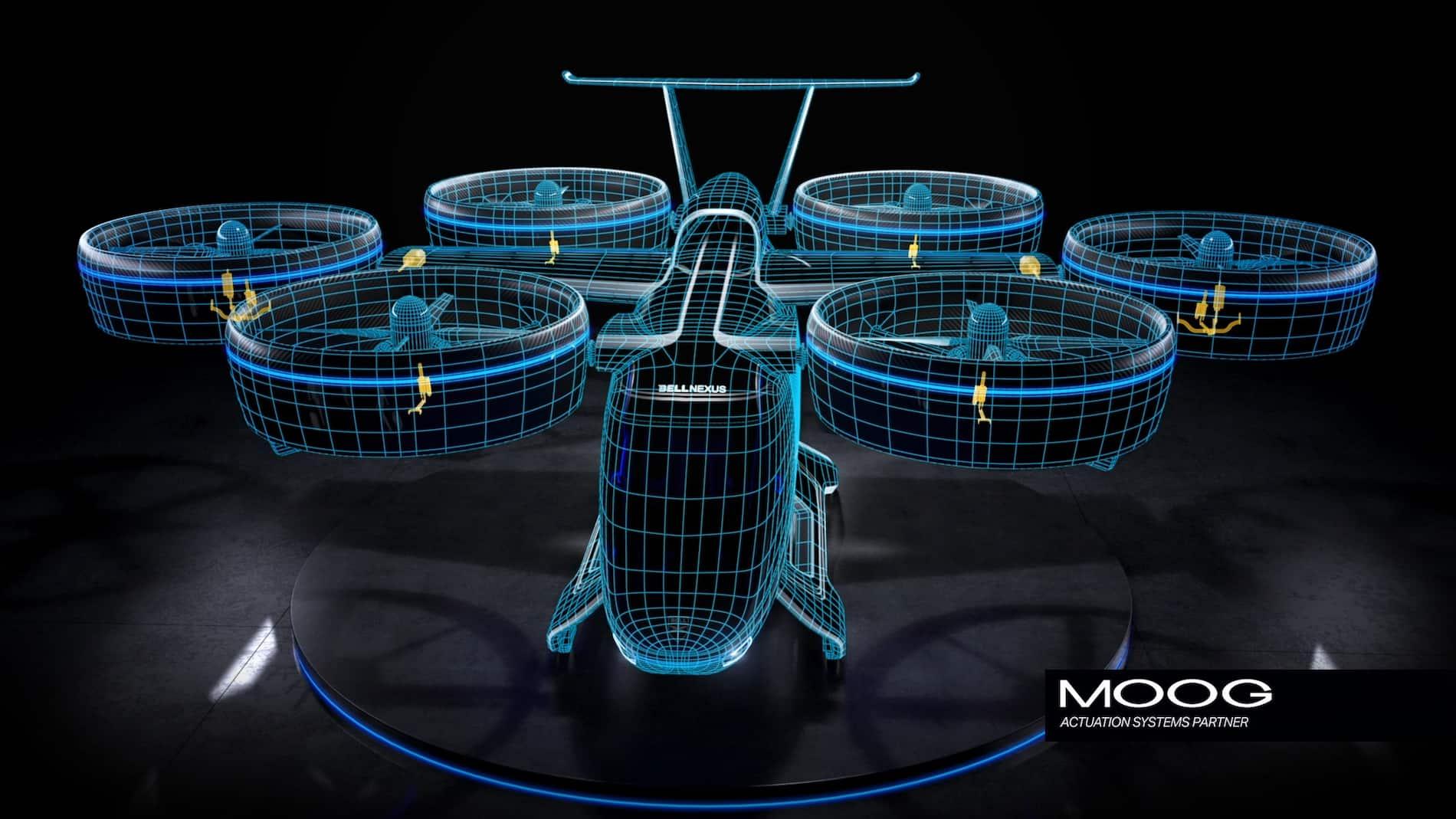 Bell Nexus - Moog