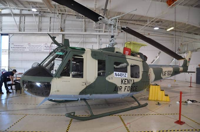 Centro de Servicios Bell - Ozark