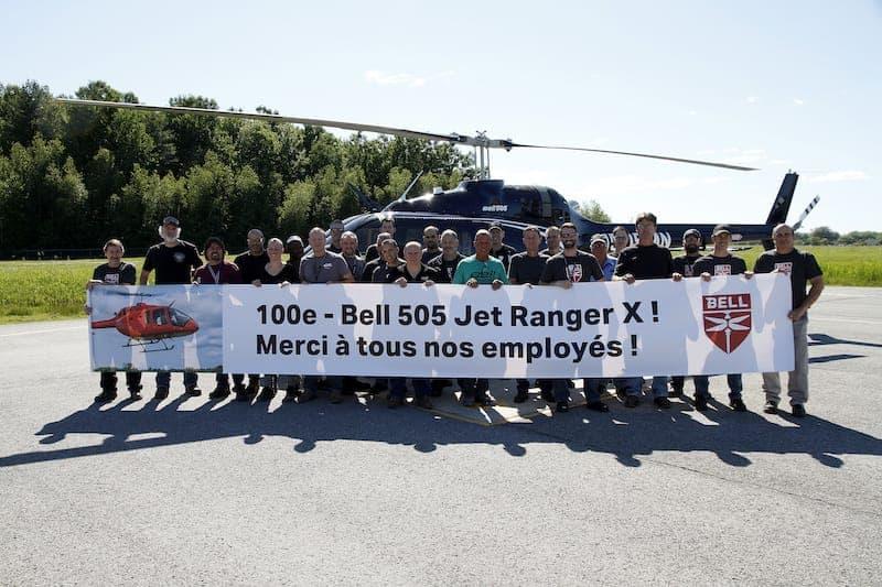 Ceremonia de 100.ª entrega deBell 505