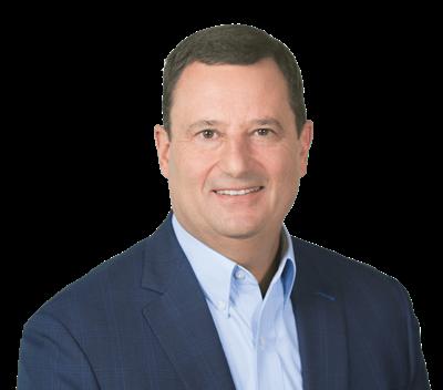 Vince Tobin -Vicepresidente ejecutivo, Sector Militar