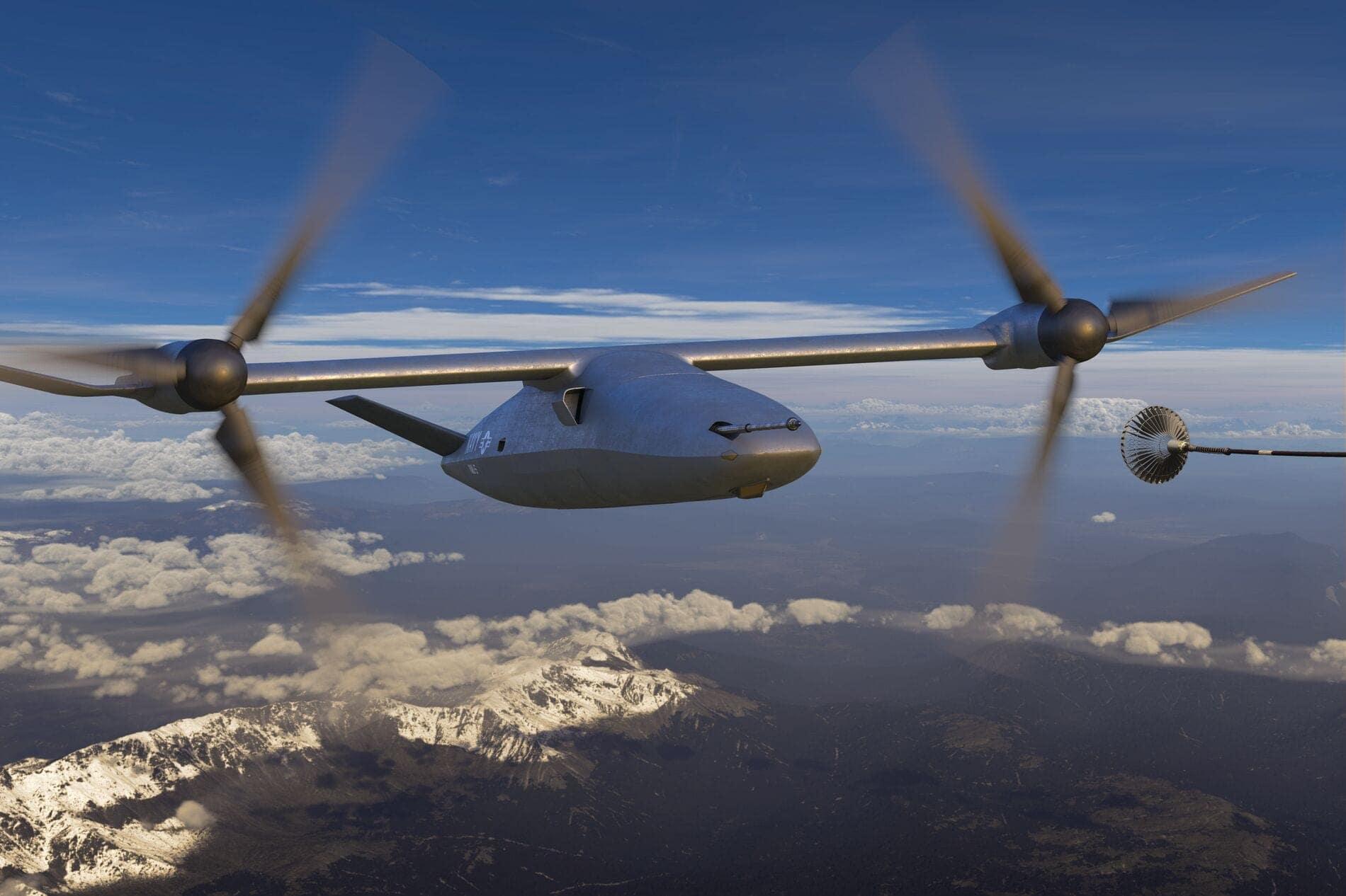 Bell V-247